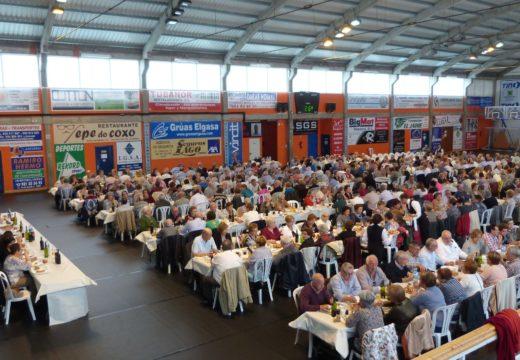 Unhas 430 persoas participan na Festa do Maior do Concello de Noia
