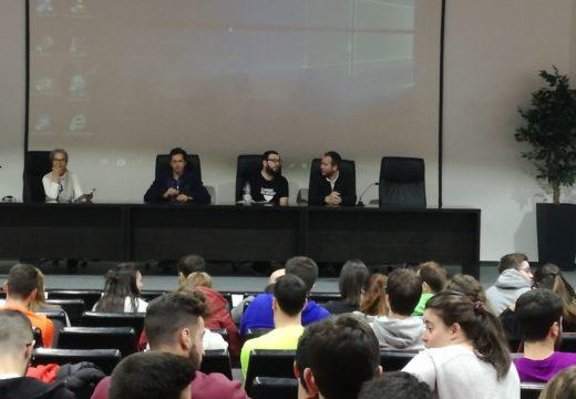 O Concello de Cambre asinou un convenio coa UDC para a realización de prácticas das estudantes da inef