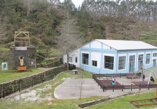 Un total de 416 persoas visitaron as minas de San Finx durante o mes de marzo, das que 179 o fixeron durante a Semana Santa