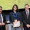 """O alumno do IES de Brión Pablo Villar Abeijón recolle en Bruxelas o premio """"Juvenes Translatores"""" da Unión Europea"""