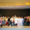 Máis de 200 persoas acudiron á estrea de teatro da obra 'Urxencias' representada polo Club de Maiores de Boqueixón