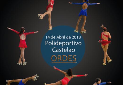 I Trofeo Xunta de Galicia de patinaxe, este próximo domingo en Ordes