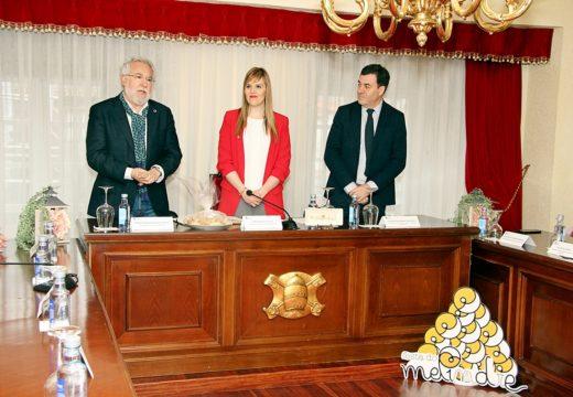 Román Rodríguez, nomeado embaixador do melindre de Melide