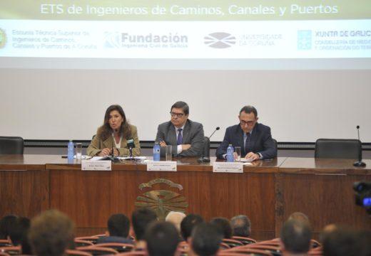 Beatriz Mato salienta que garantir a sustentabilidade técnica e económica dos servizos asociados ao ciclo urbano da auga é o  principal reto dos próximos anos