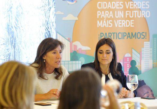 A área da Coruña servirá como modelo para a implantación de infraestruturas verdes noutras zonas de Galicia