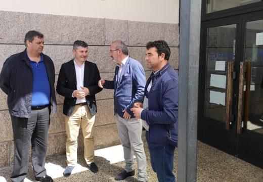 Ovidio Rodeiro informa que a Xunta leva asumidos dende o ano pasado 12 centros de saúde na provincia da Coruña