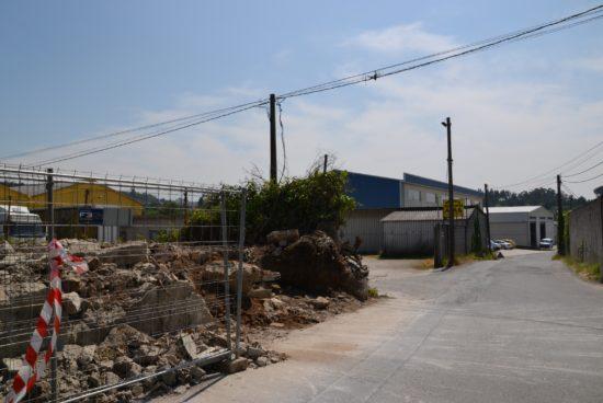 Cambre detectou 141 edificacións en ruínas e iniciou expediente de demolición de medio centenar delas