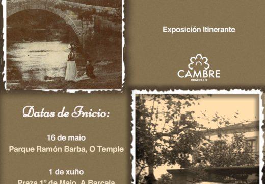 Comeza a Exposición itinerante Estampas de Cambre