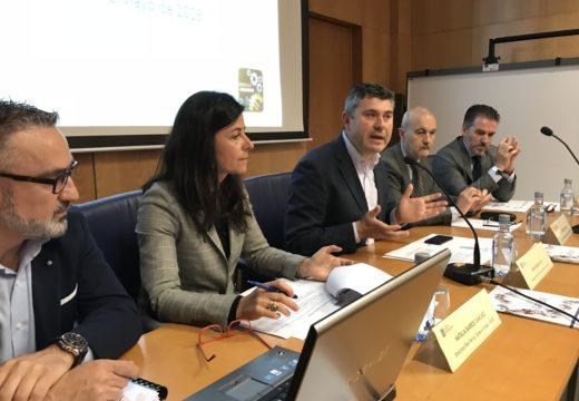 A Xunta presenta os instrumentos de apoio á industria como un gran apoio para avanzar na modernización do tecido productivo de Galicia