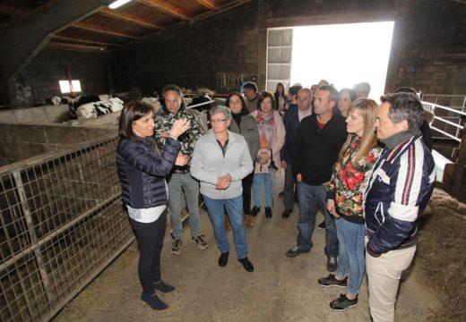 Medio Rural aproveita a visita dos irmáns Torres para promocionar os produtos agroalimentarios galegos