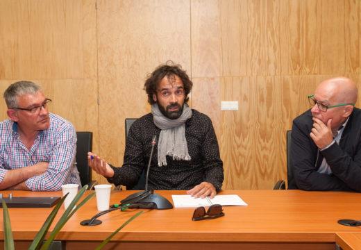 """Asier Hilario asegura que o Ortegal ten potencial """"de sobra"""" para facerse co distintivo de Xeoparque da UNESCO"""