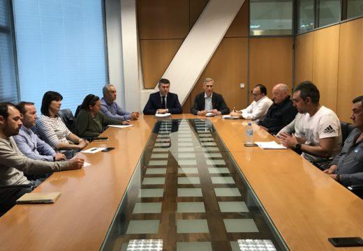 Máis de mil efectivos de brigadas da Xunta e dos concellos integrarán parte do dispositivo da campaña da loita contra os incendios forestais na provincia de a Coruña