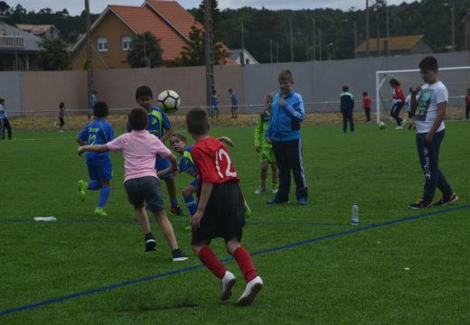Adxudicación provisional da pavimentación dos campos de fútbol de Aguiño e Carreira