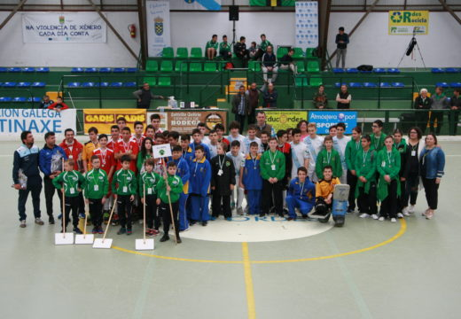 Ordes acolle o VII Torneo Luso-Galaico de hóckey