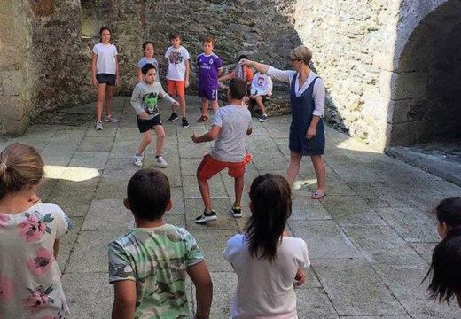 Moeche reedita en xullo e agosto o campamento de verán Sementeira, que oferta un total de 30 prazas