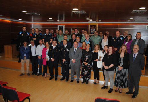 Agradecemento á Policía Local de Ordes dende o Concello de Culleredo