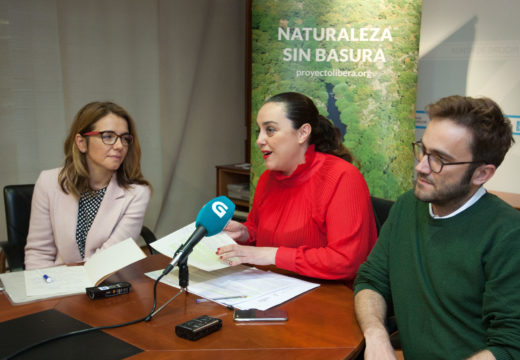 A Xunta invita á sociedade a sumarse a unha das vintedúas batidas de limpeza '1m2 pola naturaleza' para mitigar o impacto do lixo nos espazos naturais