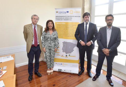 Mato Otero subliña o compromiso de Galicia coas enerxías renovables como estratexia na loita contra o cambio climático