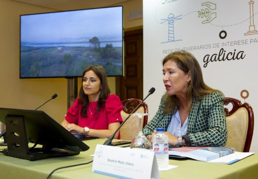 A Xunta define unha rede de itinerarios de interese paisaxístico con case 4.500 quilómetros e catro de tipos de sendas