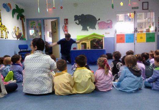A Biblioteca Municipal de Boqueixón ofrece unha actividade de animación á lectura para cativos e cativas de 0 a 3 anos