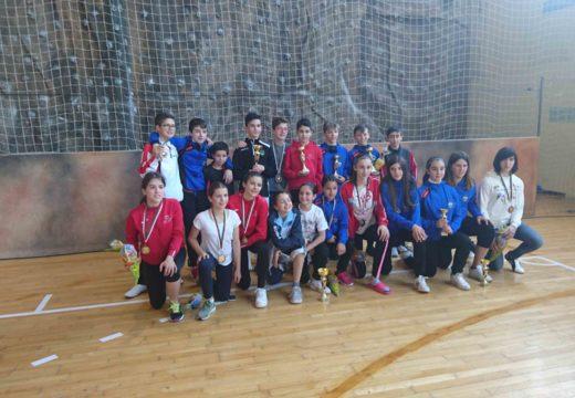 Medallas de ouro e bronce para os cadetes do Boudsport no XI Campionato 'The Masters-Ayto. de Basauri'
