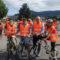Centos de veciños e veciñas participaron na conmemoración do Día Mundial do Medio Ambiente en Noia