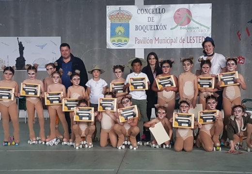 Conclúen as actividades deportivas coa Festa de Fin de Curso das Escolas do Concello, da APA do CPI e da EF Boqueixón e coa Gala de Patinaxe
