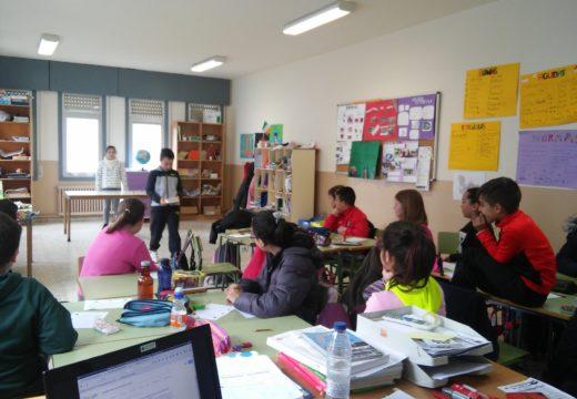O Concello de Boqueixón conclúe nos centros educativos de Vedra o programa de Prevención de condutas adictivas que coordina