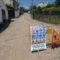 Comezan as obras de saneamento e pavimentación en Ousoño, nas que o Concello de Noia inviste máis de 78.000 euros