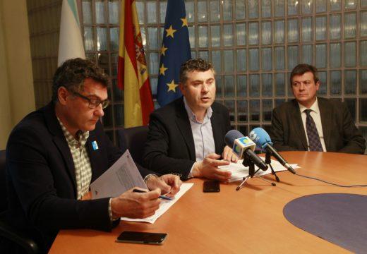 A Xunta destina 878.000 euros na Comarca de Ferrol para crear 125 postos de traballo a través dos seus programas de emprego