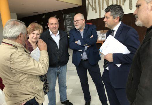 Ovidio Rodeiro destaca que as liñas de axuda de turismo aos concellos deixarán este ano na comarca de Carballo-Costa da Morte 239.000 euros