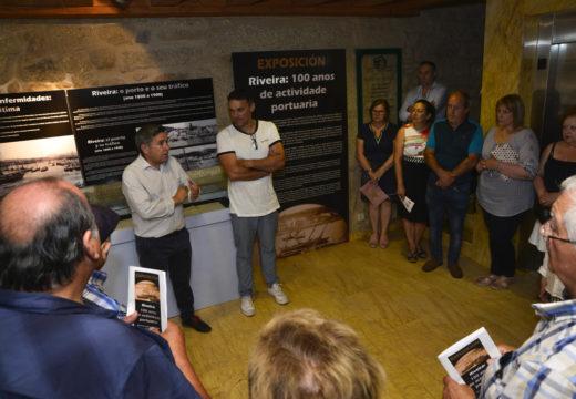 Unha exposición na sala Museo Municipal reflicte a evolución de Riveira dende 1800 a 1906 co Porto como eixo central