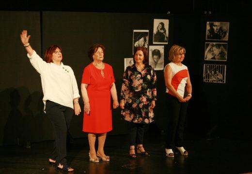 Éxito de 'O casting da Polaca', obra teatral da Asociación de Amas de Casa e Consumidores de Ordes