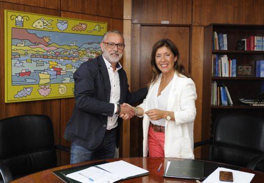 Medio Ambiente destina 40.000 euros ao acondicionamento, mantemento e conservación do río Mero ao seu paso polo concello de Cambre
