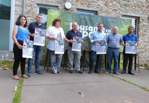Un centenar de ciclistas competirán no I Premio Minas de San Finx o vindeiro sábado