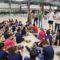 Medio Ambiente agradece ao 'Hockey Club Liceo' a súa colaboración para avanzar cara a economía circular a través da reciclaxe de envases