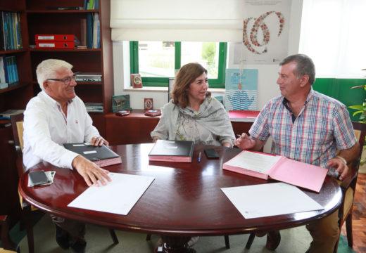 As Federacións Provinciais de Confrarías da Coruña e de Pontevedra benefícianse de 30.000 euros para a mellora da súa competitividade