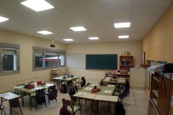 Educación acometerá unha rehabilitación enerxética integral en oito centros escolares en 2019, cun investimento de 4 m€