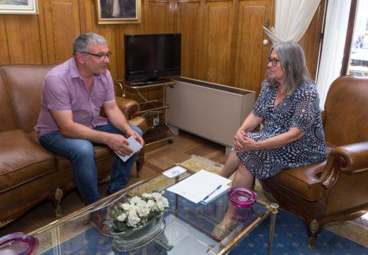 O Concello de San Sadurniño trasládalle ao Goberno do Estado varias demandas do territorio