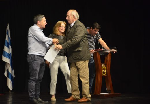 Clausura do xuño da Cultura e as Artes