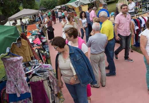 A programación veciñal e o mercado local ocupan a oferta de ocio da fin de semana en San Sadurniño