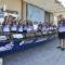 Presentación do equipo feminino de traíñas do Club de Remo Náutico de Riveira