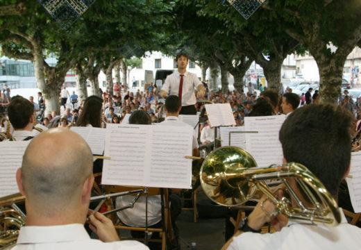 Fin de semana do máis musical coa Xuntanza de Bandas e o Encontro folclórico