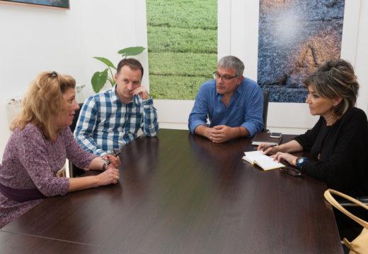 Concello de San Sadurniño e Deputación sentan falar sobre o finanzamento da atención domiciliaria