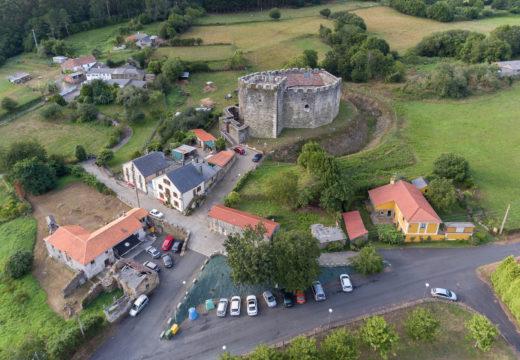 O castelo de Moeche bate as súas marcas de visitantes