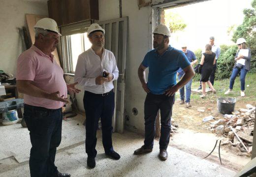 A Xunta investirá máis de 93.000 euros para facer obras de mantemento e mellora en tres centros educativos de Ponteceso