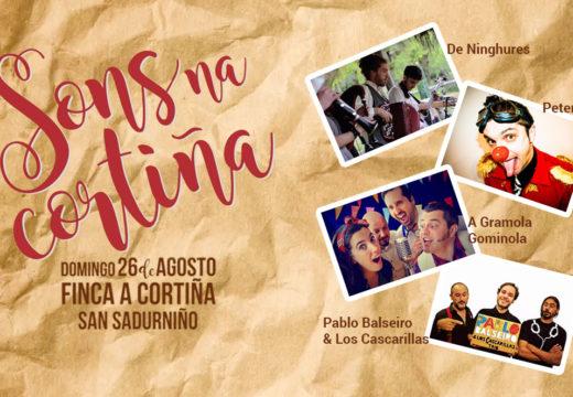 O Sons na Cortiña pechará o domingo unha intensa fin de semana ao pé do Xubia
