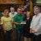 O Bar Tallante, gañador da Primeira Ruta de Tapas Mariñeiras de Aguiño