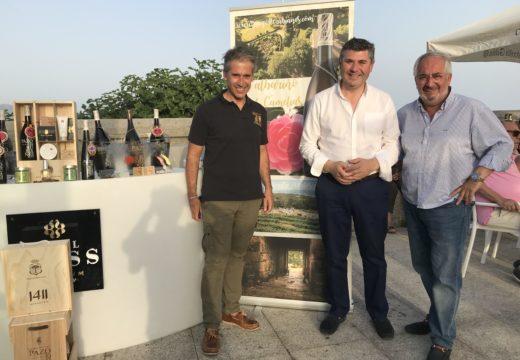 Ovidio Rodeiro destaca a importancia do turismo enogastronómico como un dos grandes potenciais da Costa da Morte