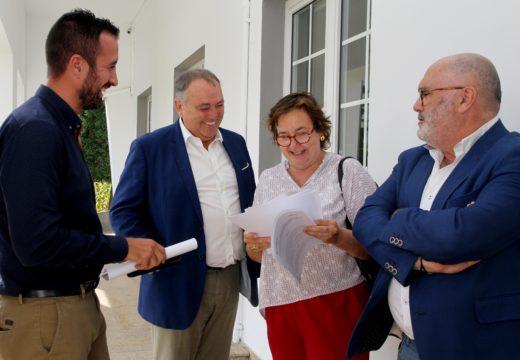 A Xunta asina un convenio de máis de 115.000 euros para a promoción turística do xeodestino da Costa da Morte